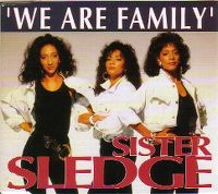 Cover Sister Sledge - We Are Family [Special New R.E.M.I.X.]